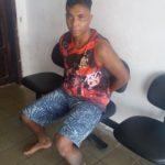 POLICIAL – Acusado de matar Rodrigo porqueiro é preso agora.