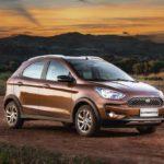 Ford Ka FreeStyle agrada pela transmissão automática de seis marchas