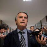 """Bolsonaro pede união pelo Brasil e diz que """"trabalhar para prejudicá-lo é prejudicar a si próprio"""""""
