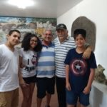 VISITANTES DA PEDRA DO INGÁ