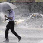 PB pode ter chuvas fortes em mais de 110 municípios, inclusive nós nadica de nada