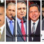 REUNIÃO DA BASE GOVERNISTA: Adriano Galdino é nome definido para presidente da ALPB, e seis parlamentares se dispõem para candidatura do segundo biênio