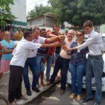 EMATER DE INGÁ RECEBE CARRO NOVO