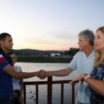 Ricardo entrega segunda etapa do Parque Bodocongó em Campina Grande (veja fotos)