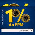 E OLHA O DINHEIRO EXTRA AÍ GENTEM !: Prefeituras recebem recurso extra mais 1º decêndio do FPM de dezembro.