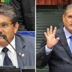 ZÉ FININ, C'EST FINI, PONTO FINAL : Adriano Galdino e Hervázio Bezerra são os candidatos governistas para a Presidência da ALPB