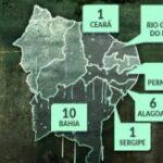 SÓ FALTOU A DA SUDENE DE INGÁ : Conheça as barragens sob risco de desabamento do Nordeste