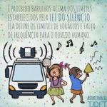 ATENÇÃO INGA ! ATENÇÃO AUTORIDADES !!! : Internauta escreve ao Blog e pede para que a LEI DO SILENCIO, seja aplicada aqui na terrinha