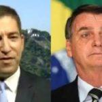 Glenn Greenwald, o marido  de David Miranda, suplente de Jean Wyllys, inicia ataques contra Bolsonaro e se dá mal (Veja o Vídeo)