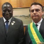 """PODE COLOCAR ORELHÃO : Hélio Bolsonaro quer criar o """"disque denúncia de corrupção"""""""