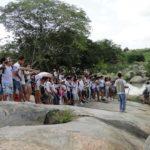 VISITANTES DA PEDRA DO INGÁ ( por vavadaluz)