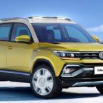 Volkswagen terá novo SUV abaixo do T-Cross no ano que vem