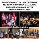 O que o Bolsonaro fez foi provocar ( André Pacheco)