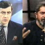 Ainda jovem, coube a Paulo Henrique Amorim denunciar a 1ª falcatrua de Lula (Veja o Vídeo)