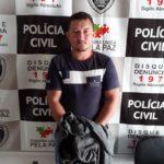 POLICIAL : POLICIA CIVIL DE INGÁ TIRA MAIS UM DAS RUAS