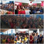 Escolas da rede pública de Ingá comemoram o dia das mães em grande estilo (Ingá em Foco )