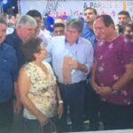 NO OD DE ITABAIANA , MANÉ DA LENHA AMADURECE E JOÃO AZEVEDO CRESCE