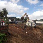 Desvio de acesso entre Santa Rita e Cruz do Espírito Santo fica pronto até 1º de julho