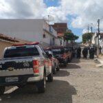 POLICIAL- INGÁ URGENTE !PLANO DE TENTATIVA DE FUGA  NA CADEIA DE INGÁ