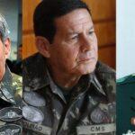 """Generais saem em defesa de Sergio Moro e mandam duro recado aos criminosos: """"As forças armadas estão com Sergio Moro"""""""
