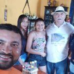 JORGE DE CAIÇARA CANDIDATO FORTE, VISITANDO O PATRIMONIO HISTÓRICO DA TERRINHA