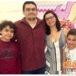 Luta pela vida! Com câncer, professor universitário de Souza precisa de transplante de medula óssea.