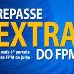 OLHA O DINHEIRO AÍ GENTEM : Prefeituras recebem repasse EXTRA mais FPM: veja valores.