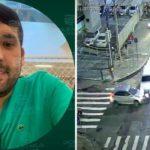 Polícia confirma identidade do motorista que causou acidente na Epitácio (veja videos)