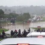Paraíba tem 17 municípios sob alerta de 'grande perigo' de chuvas,  e 63 em perigo potencial