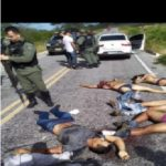 Oito suspeitos de envolvimento na morte de PM em Pernambuco são mortos no Agreste da PB (Veja fotos e videos)