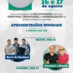 PREFEITURA DE ITABAIANA PB – FENEVALE- FESTIVAL DO CAMARÃO