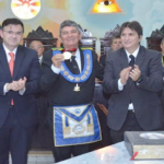 ALPB homenageia Grão Mestre da Maçonaria paraibana