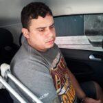 POLICIAL- POLICIA CIVIL PRENDE RESPONSÁVEIS POR ARROMBAMENTOS NO IN GÁ