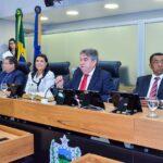 Assembleia Legislativa instala Frente Parlamentar Paraíba-China