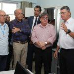 EITCHA JOÃO PARAIBA DA PARAIBA TODA ! : João Azevêdo visita Hospital da FAP em CG e assegura parceria para auxiliar instituição