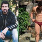 Padre Fábio de Melo é confundido com personal trainer de sunga