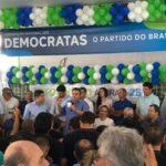 Relação com Bolsonaro atrai prefeitos para o DEM