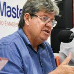 Pesquisa revela que medidas adotadas por João Azevedo no combate ao coronavírus têm aprovação de 53,3% contra 22,64