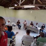 Reunião do CMDRS com a participação do Secretário Municipal de Turismo.