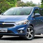 Entregas do Chevrolet Onix Plus são suspensas por risco de incêndio