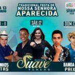 COMEÇA HOJE E VAI ATÉ DIA 13/10 A FESTA DE NOSSA SENHORA APARECIDA EM PONTINA