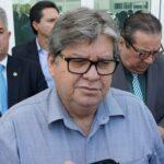 João Azevêdo presta conta dos primeiros nove meses de governo e confirma chamada de 500 aprovados em concurso da PM