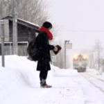 ESSE PAÍS TEM QUE SER PROGRESSISTA : Japão mantém estação de trem para uma única menina ir à escola