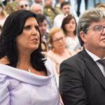 João Azevêdo viaja para Europa e Lígia Feliciano assume interinamente governo da PB