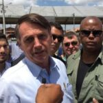 Ao Portal MaisPB, Bolsonaro diz que 'não polemiza com condenado'