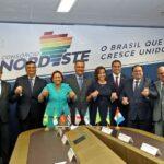 Governador João Azevedo participa de reunião do Consórcio do Nordeste na tarde desta quarta-feira