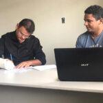 Prefeito de Mogeiro assina termo de adesão ao Garantia Safra 2020