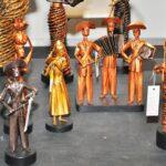 Salão do Artesanato homenageia artesãos que lidam com metal e tem espaços ambientados por arquitetos