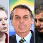 Os ex-superaliados que terminam 2019 como 'desafetos' de Bolsonaro