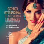João Pessoa recebe feira internacional em shopping da capital